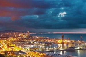 Barcelone en timelapse