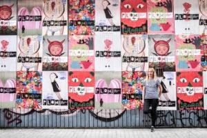 PLOM Gallery, la première galerie d'art contemporain pour enfants.
