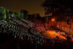 Le Festival Grec 2015: LE festival de l'été.