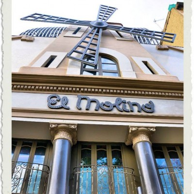 Poble Sec, un quartier canaille aux pieds de Montjuïc…