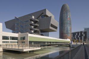 El Museu del Disseny (musée du design): un 4 en 1 incontournable.