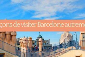 Cherchez l'authenticité à Barcelone !