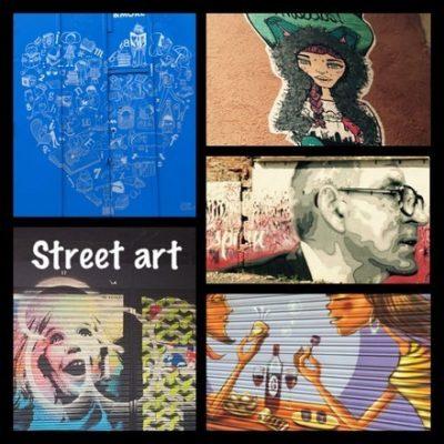 Visite Street Art - Barcelona Autrement