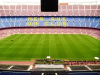 Visite Camp Nou - Barcelona Autrement