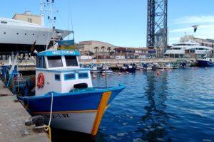 Les pêcheurs de Barcelone (visite en famille)