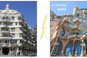Casa Batlló ou Casa Milà