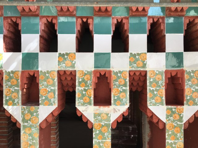 La Casa Vicens ouvre ses portes - Barcelona Autrement