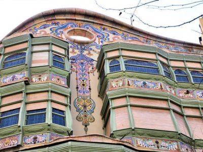 Barcelone moderniste…hors des sentiers battus