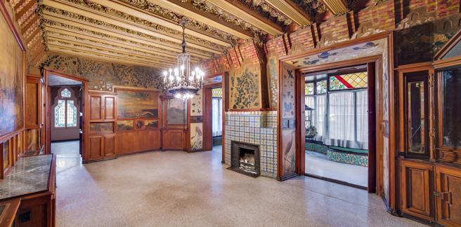 Casa Vicens ouvre ses portes - Hiver à Barcelone - Barcelona autrement