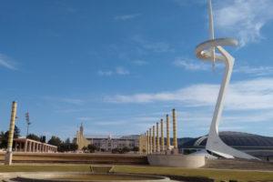 Barcelona Autrement Skyline de Barcelone Tour Calatrava