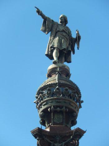 Marathon de Barcelone - Christophe Colomb - Barcelona Autrement