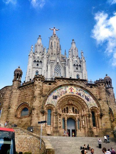 Temple du Tibidabo - Barcelona Autrement
