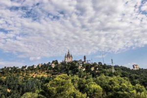 [ Skyline de Barcelone ] #6 Le Tibidabo un endroit insolite à Barcelone