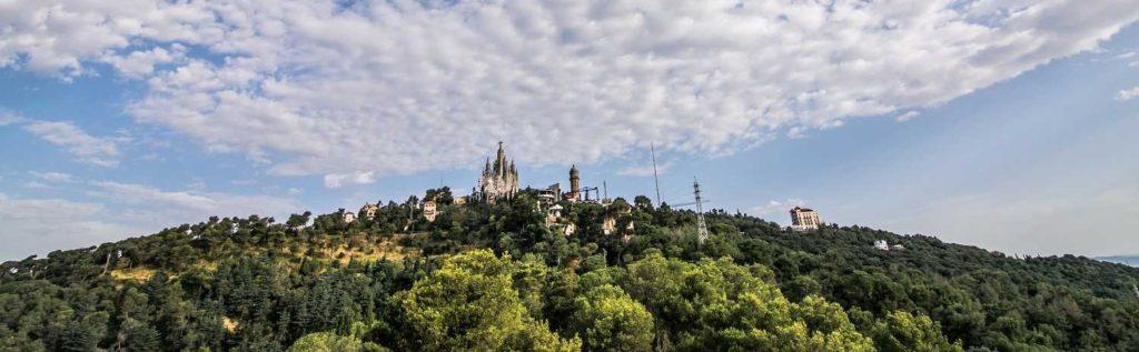 Le Tibidabo à Collserola - Barcelona Autrement