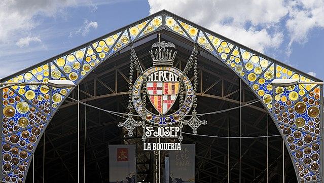 Barcelona Autrement - Marchés à Barcelone - Mercat de la Boqueria