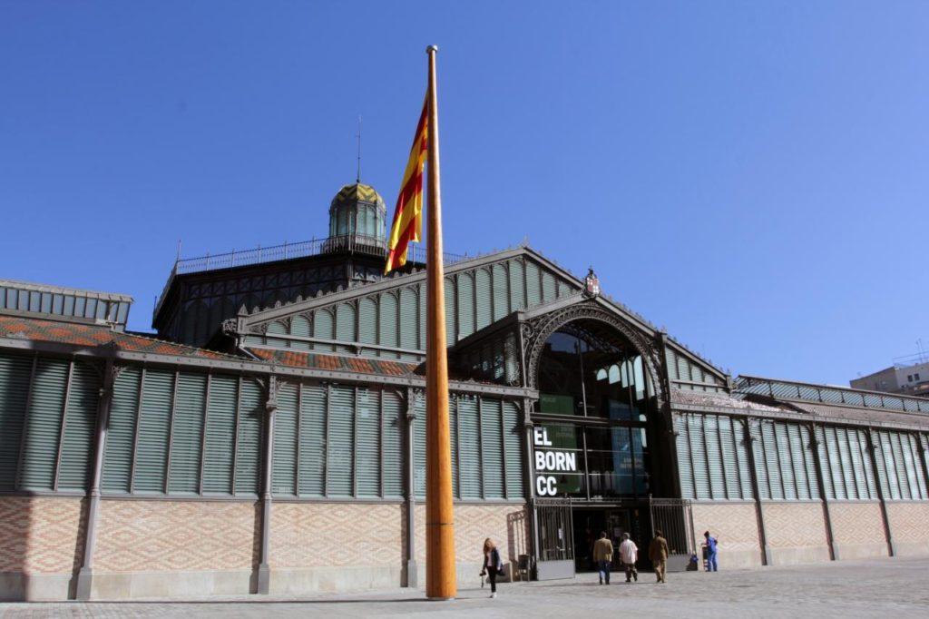 Barcelona Autrement - Marchés à Barcelone - Mercat del Born