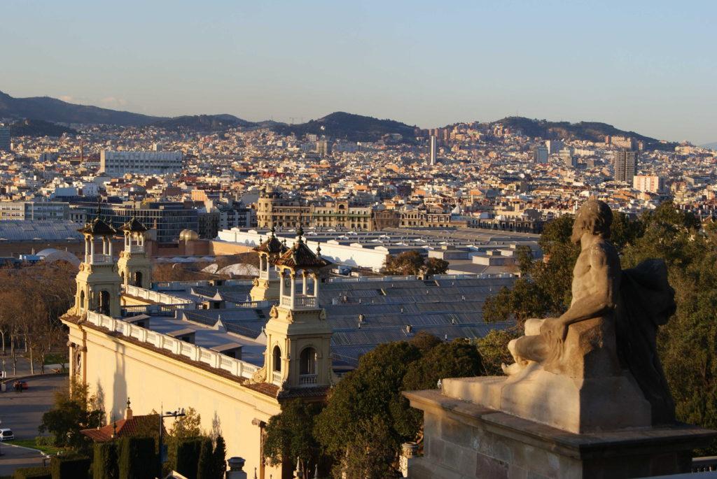 Les plus beaux panoramas de Barcelone - MNAC - Barcelona Autrement
