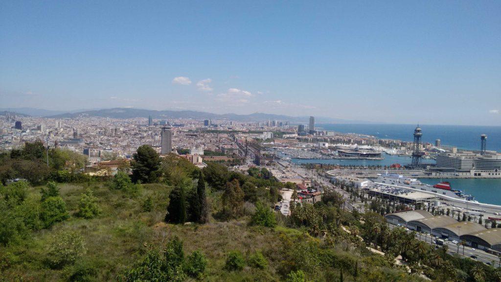 Les plus beaux panoramas de Barcelone - Mirador del Alcalde - Barcelona Autrement