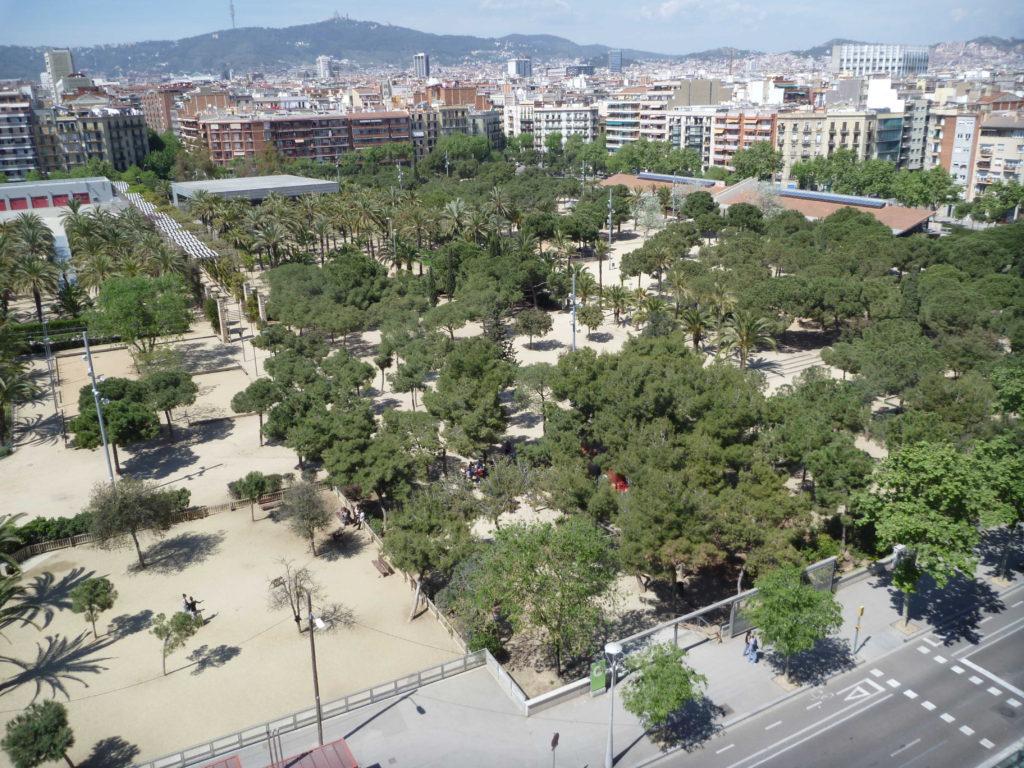 Les plus beaux panoramas de Barcelone - Las Arenas - Barcelona Autrement