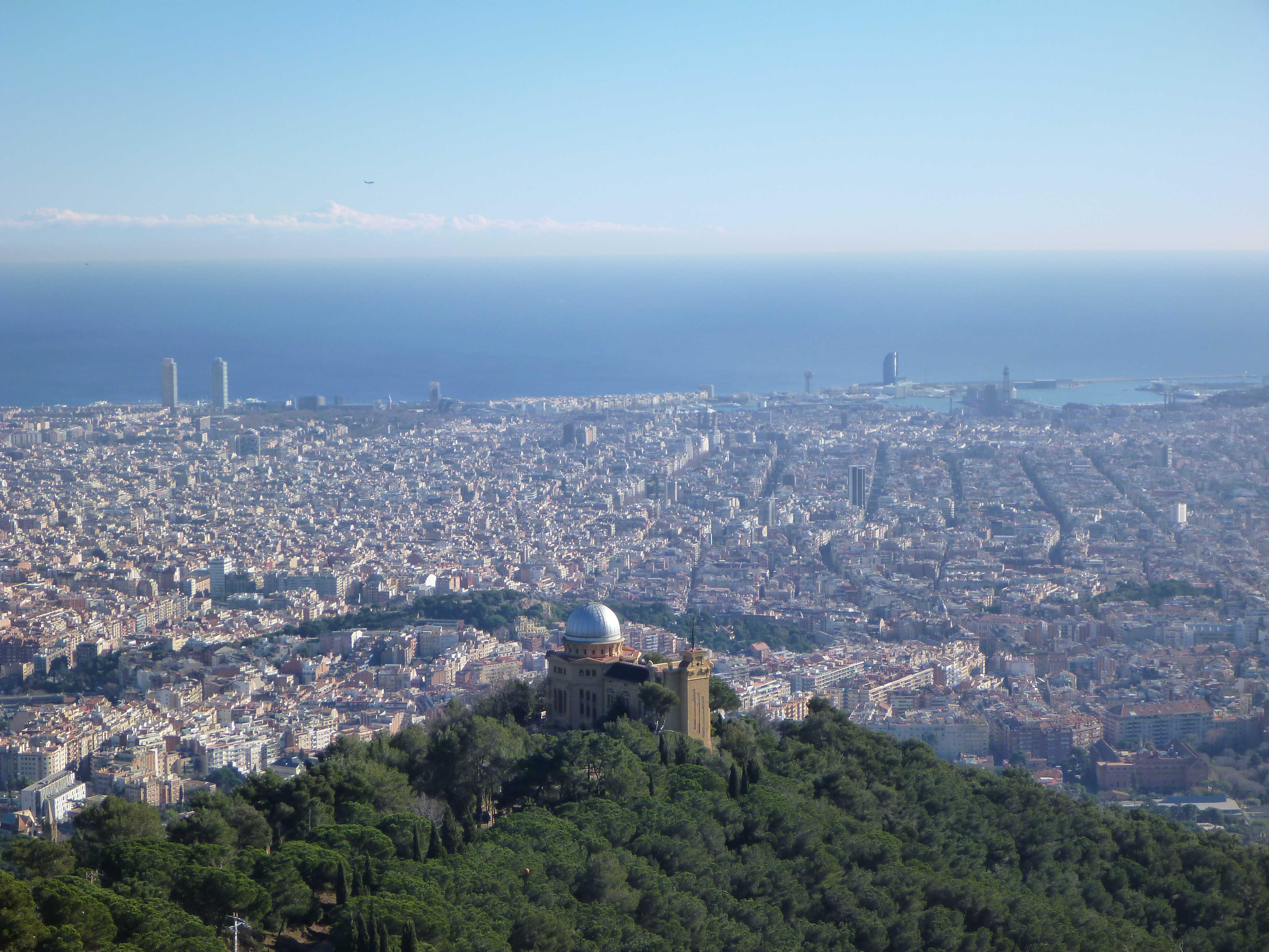 Les plus beaux panoramas de Barcelone