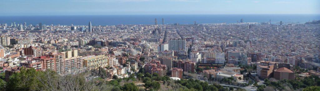 Les plus beaux panoramas de Barcelone - Barcelona Autrement