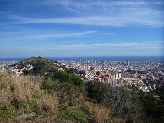 Les plus beaux panoramas de Barcelone - Carmel - Barcelona Autrement