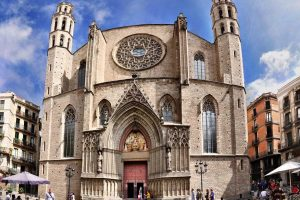Santa Maria del Mar et le quartier du Born