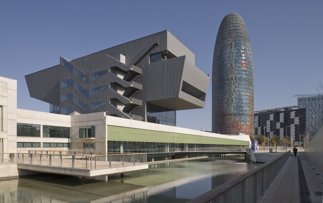 Marathon de Barcelone - Torre Agbar - Barcelona Autrement