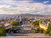 Visite Montjuïc en vélo électrique - Barcelona Autrement