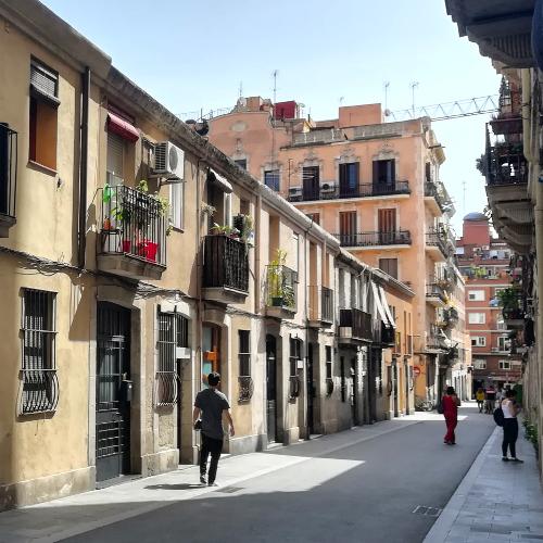 Barcelona Autrement - Gràcia - Rue