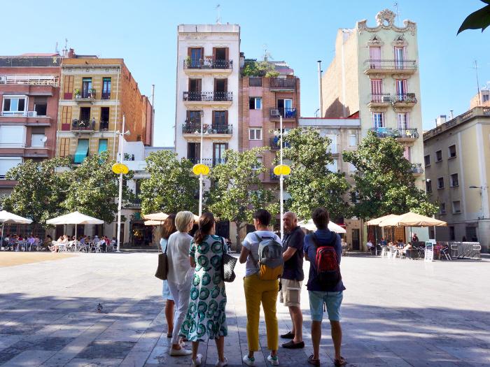 Barcelona Autrement - Gràcia - Visite