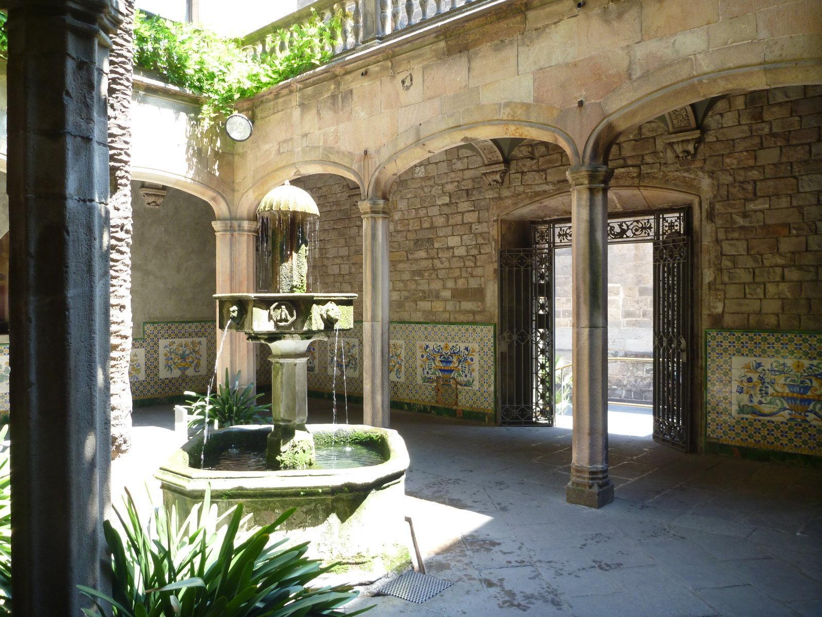 Le quartier Gótico, voyage dans le temps