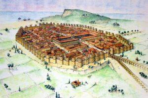 Les origines de Barcelone : Barcino