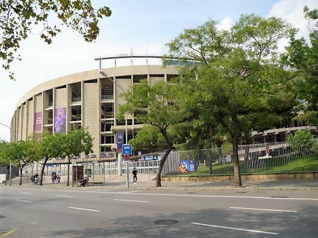 Visite Camp Nou - Barcelona Autrement