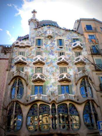 Marathon de Barcelone - Casa Batllo - Barcelona Autrement