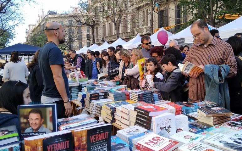 La Sant Jordi à Barcelone : le guide
