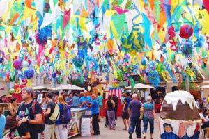 Les Festes Majors de Barcelone : découvrez la culture locale