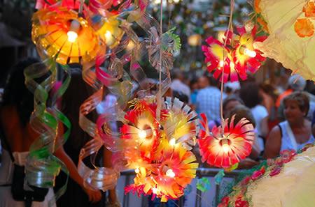 Festes Majors de Barcelone