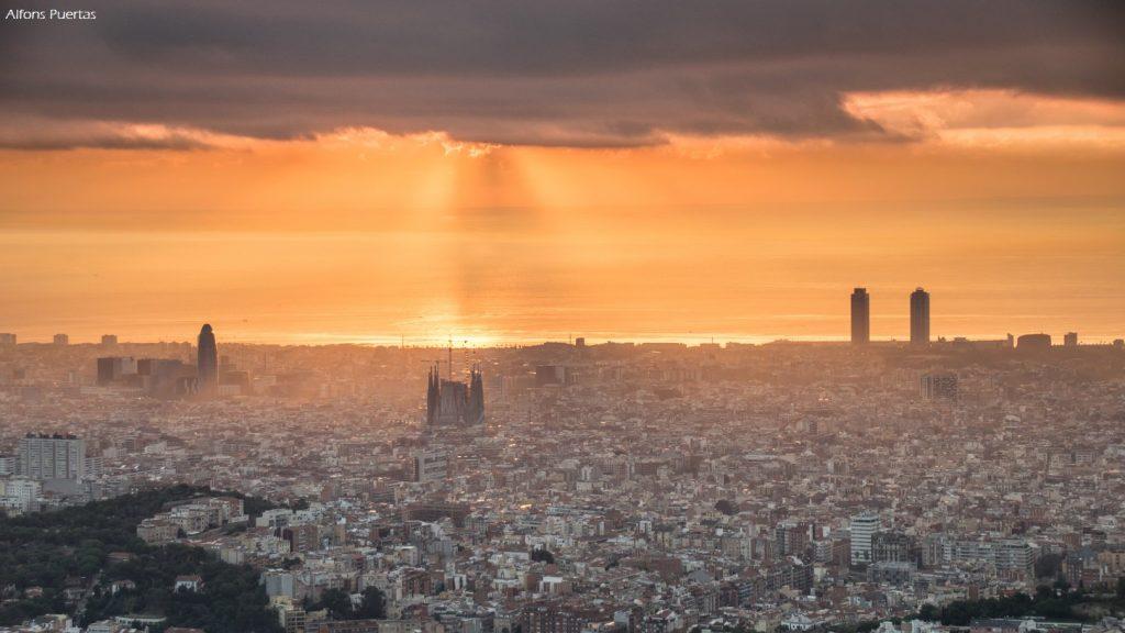 Hiver à Barcelone - Alfons Puertas