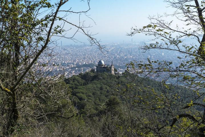 Collserola - 5 escapades nature à deux pas de Barcelone - Barcelona Autrement