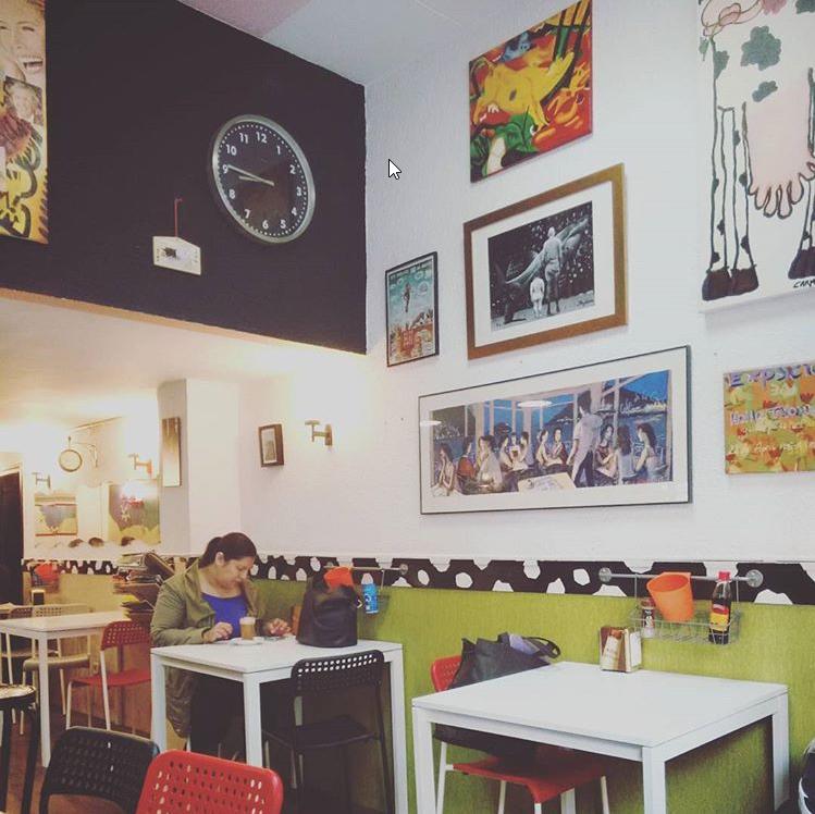 Guide collaboratif des meilleurs cafés de Barcelone - Granja Plaza