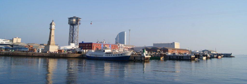 Port de Barcelone - Hiver à Barcelone - Barcelona Autrement