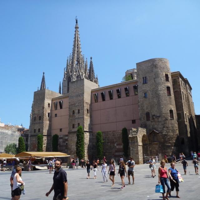 Visite guidée Gotico - Barcelona Autrement