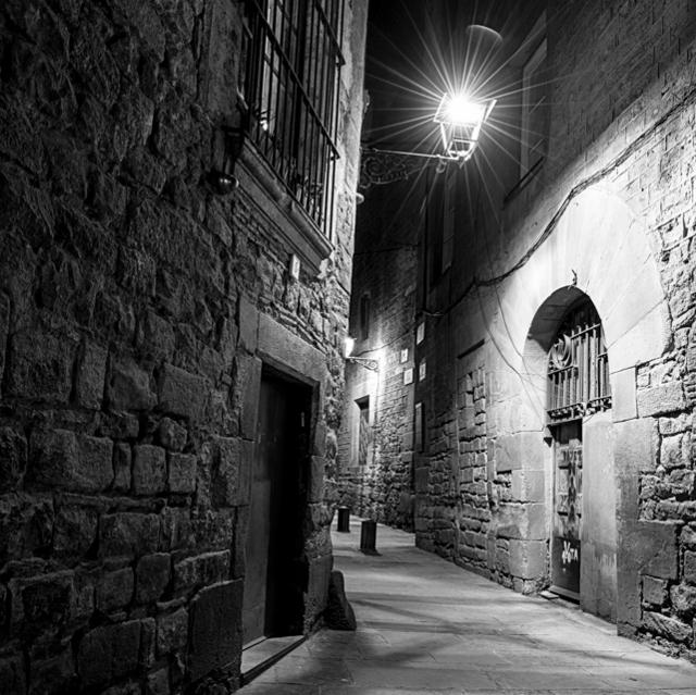 Légendes et mystères du Gótico nocturne - Barcelona Autrement