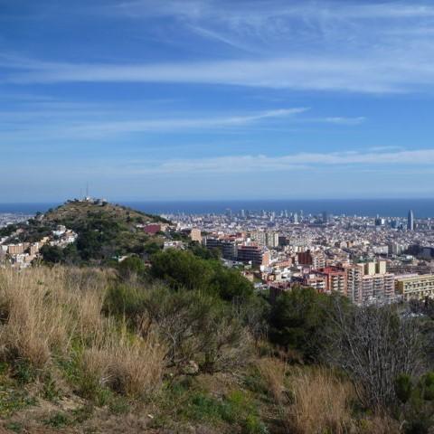 Visite guidée les Sommets de Barcelone - Barcelona Autrement