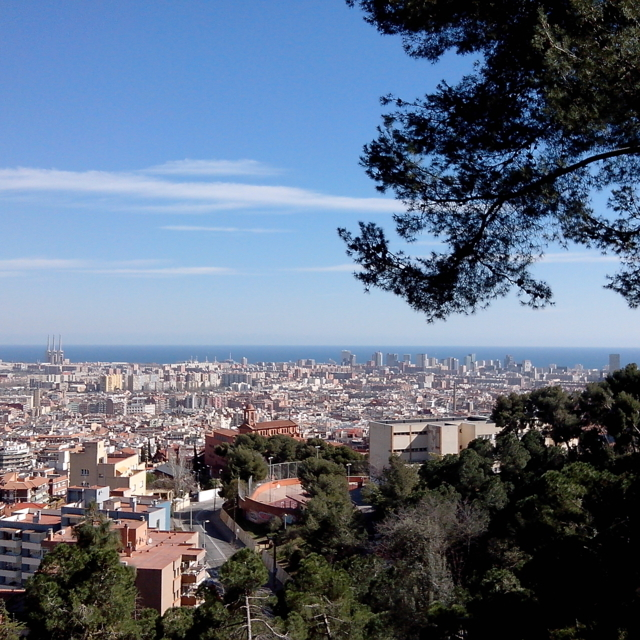 Visite guidée Sommets de Barcelone - Barcelona Autrement