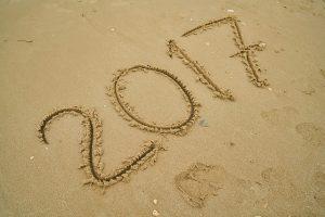 Notre année 2017 avec vous !