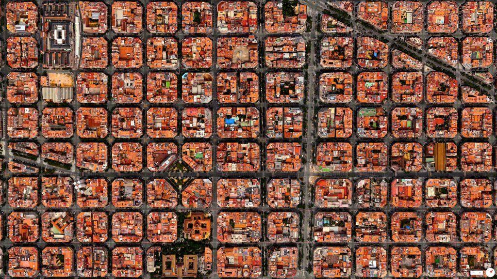 Eixample de Barcelone - Barcelona Autrement