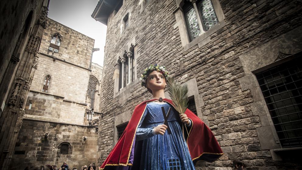 Fêtes Santa Eulàlia - Barcelona Autrement