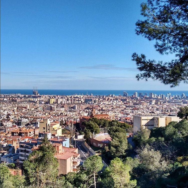 Barcelona Autrement - Panorama - Barcelone fait du bien à la tête